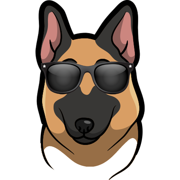 ShepherdMoji - German Shepherd Emoji & Sticker messages sticker-2