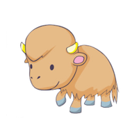 BuffaloMix - Buffalo Cool Emoji And Stickers messages sticker-9