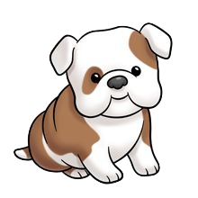 Bulldog Cute - Awesome Emoji And Stickers messages sticker-0