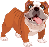 Bulldog Cute - Awesome Emoji And Stickers messages sticker-11