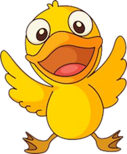 DuckDuck - Awesome Emoji And Stickers messages sticker-2