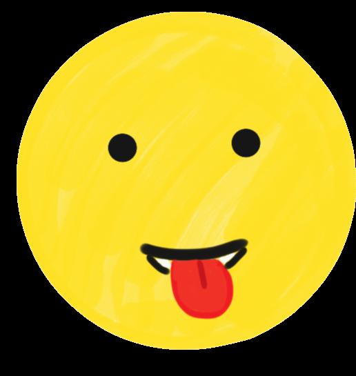 Sketch Emoji messages sticker-3