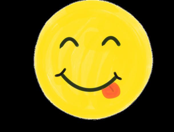 Sketch Emoji messages sticker-2
