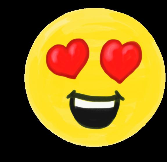 Sketch Emoji messages sticker-8