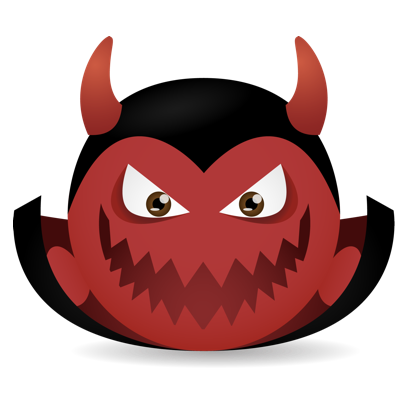 Vampire Emojis messages sticker-4