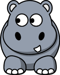 HippoCute - Hippo Emoji And Stickers messages sticker-3