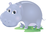 HippoCute - Hippo Emoji And Stickers messages sticker-5