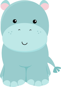 HippoCute - Hippo Emoji And Stickers messages sticker-4