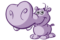 HippoCute - Hippo Emoji And Stickers messages sticker-10
