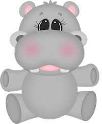 HippoCute - Hippo Emoji And Stickers messages sticker-9