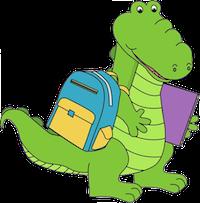 Alligator Stickers messages sticker-5