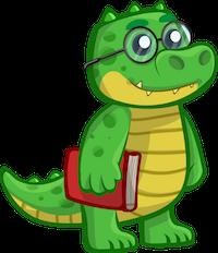 Alligator Stickers messages sticker-7