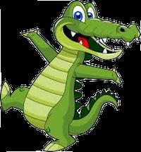 Alligator Stickers messages sticker-10
