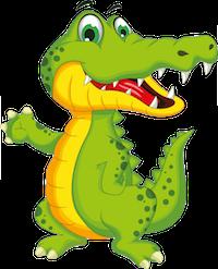Alligator Stickers messages sticker-6
