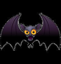 Bat Stickers messages sticker-11