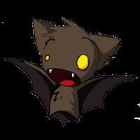 Bat Stickers messages sticker-4