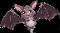 Bat Stickers messages sticker-8