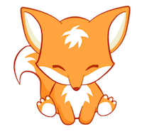 FoxSet - Awesome Fox Stickers And Emoji messages sticker-7