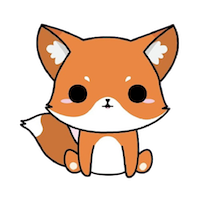FoxSet - Awesome Fox Stickers And Emoji messages sticker-3