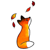 FoxSet - Awesome Fox Stickers And Emoji messages sticker-0