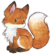 FoxSet - Awesome Fox Stickers And Emoji messages sticker-9