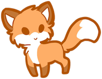 FoxSet - Awesome Fox Stickers And Emoji messages sticker-2