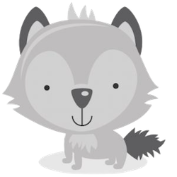 WolvesCute - Awesome Wolves Emoji And Stickers messages sticker-2