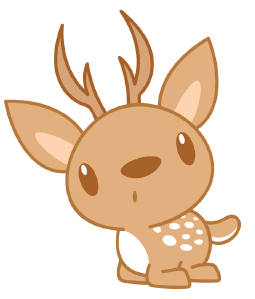 DeerCute - Deer Stickers And Emoji Pack messages sticker-11