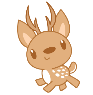 DeerCute - Deer Stickers And Emoji Pack messages sticker-10