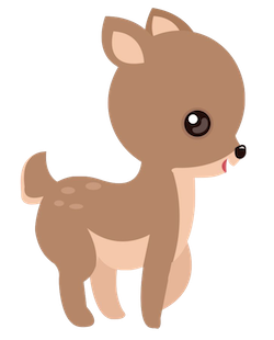DeerCute - Deer Stickers And Emoji Pack messages sticker-4