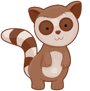 Lemurs Stickers messages sticker-2