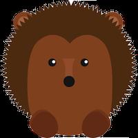 Porcupine Stickers messages sticker-7