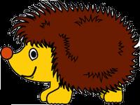 Porcupine Stickers messages sticker-10