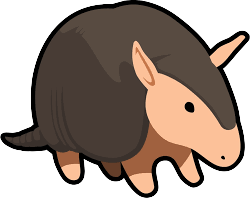 Armadillos Stickers messages sticker-7