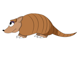Armadillos Stickers messages sticker-9