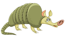 Armadillos Stickers messages sticker-11