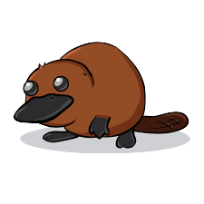 PlatypusCute - Platypus Emoji And Stickers Pack messages sticker-7