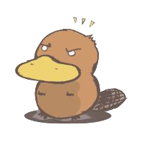 PlatypusCute - Platypus Emoji And Stickers Pack messages sticker-6