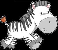 Zebras Stickers messages sticker-9