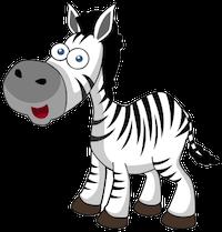 Zebras Stickers messages sticker-0