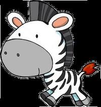 Zebras Stickers messages sticker-10