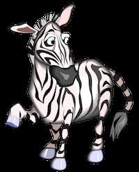 Zebras Stickers messages sticker-2