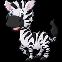 Zebras Stickers messages sticker-4