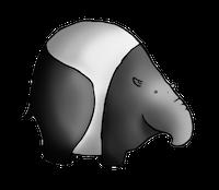 Tapirs Stickers messages sticker-7