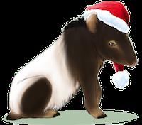 Tapirs Stickers messages sticker-11