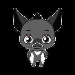 Tapirs Stickers messages sticker-6