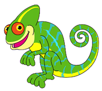 LizardMoji - Lizard Emoji And Stickers Pack messages sticker-7