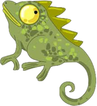 LizardMoji - Lizard Emoji And Stickers Pack messages sticker-6