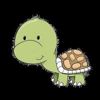 Turtles Stickers messages sticker-1