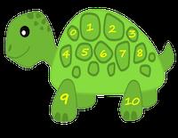 Turtles Stickers messages sticker-8